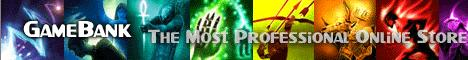 Guild Wars gold, GW items,Ecto For sale-100% safe delivery~GameBank.biz Banner